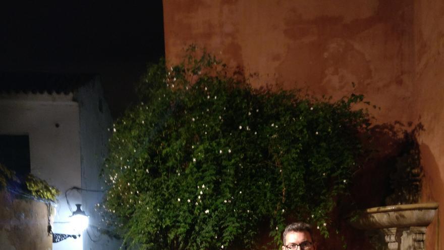 Benedict Rogers en Sevilla /Foto: M.LL.