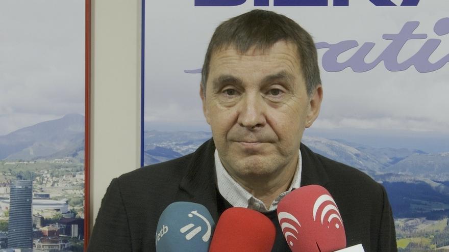 EH Bildu planteará a PSOE que vascos y catalanes puedan votar sobre su futuro y un cambio en política penitenciaria