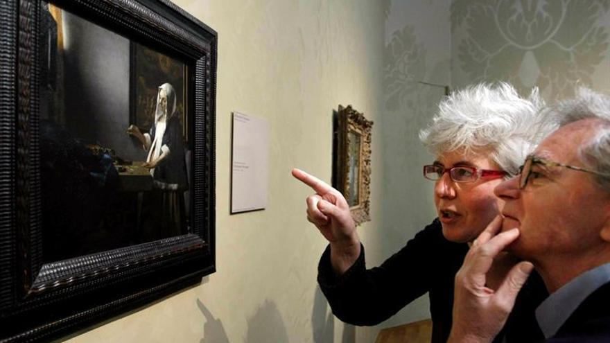 La National Gallery of Art vuelve de nuevo a Vermeer