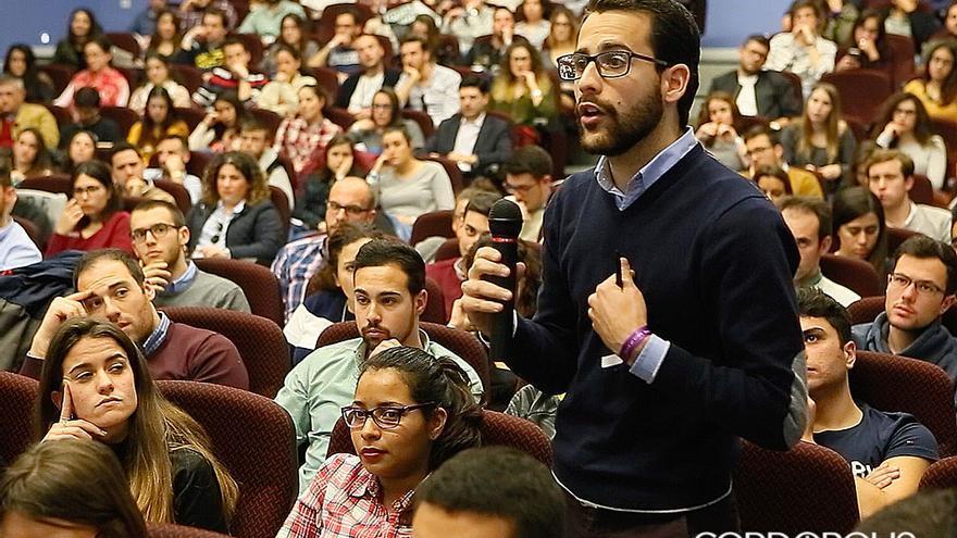 Jornada 'Talent at Work', en la Facultad de Ciencias del Trabajo | MADERO CUBERO