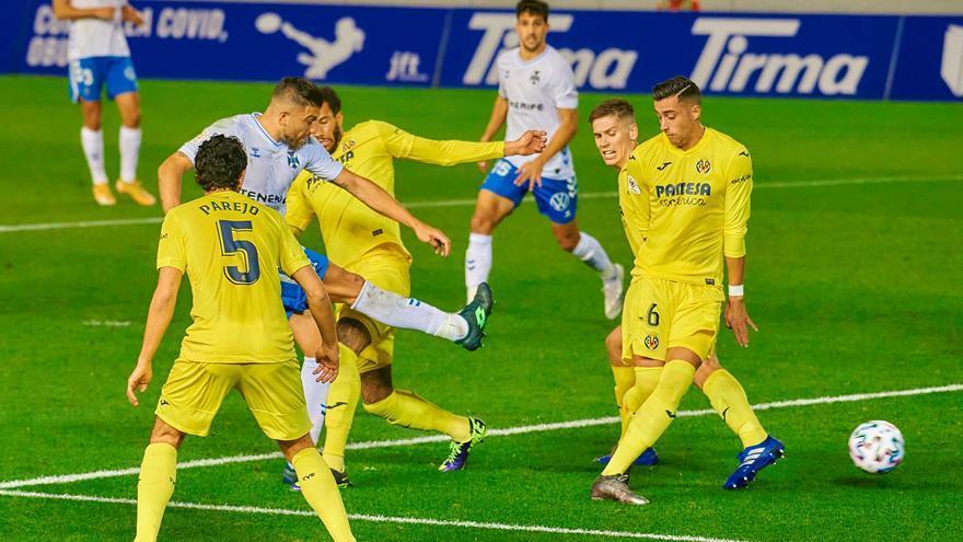 Una genialidad de Fer Niño aparta al Tenerife de la Copa en el último minuto