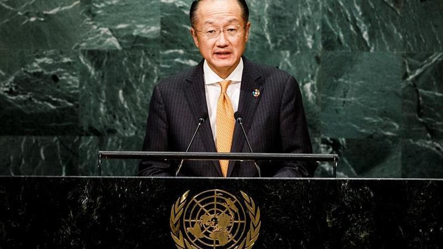 El estadounidense Yong Kim, reelegido presidente del BM para cinco años más