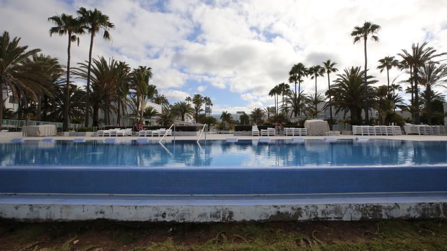 Alojamientos turísticos del sur de Gran Canaria.