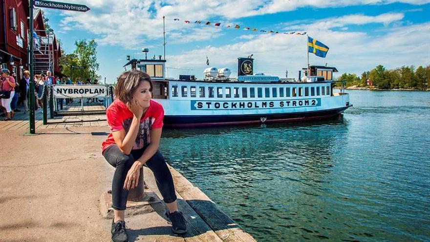 Barei se presenta en Eurovisión en la noche en que Rusia confirma favoritismo