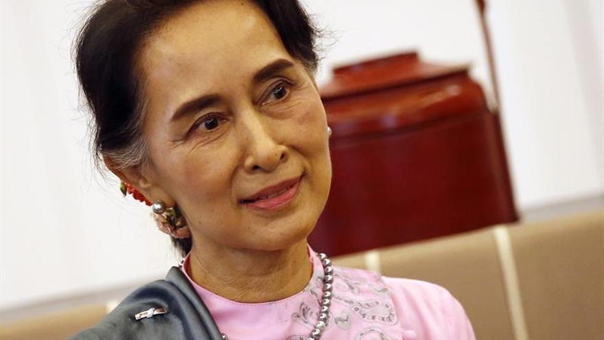 Aung San Suu Kyi inicia una visita oficial de tres días en Tailandia