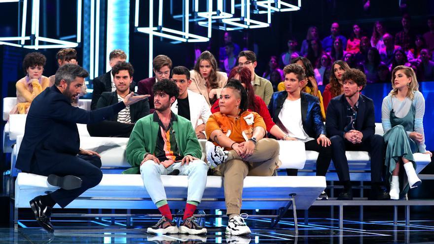 OT 2020 - Gala 2 en TVE