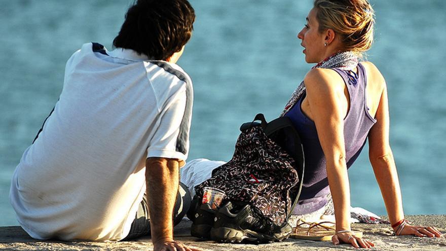 Con hablar, la pareja podría solucionar muchos problemas