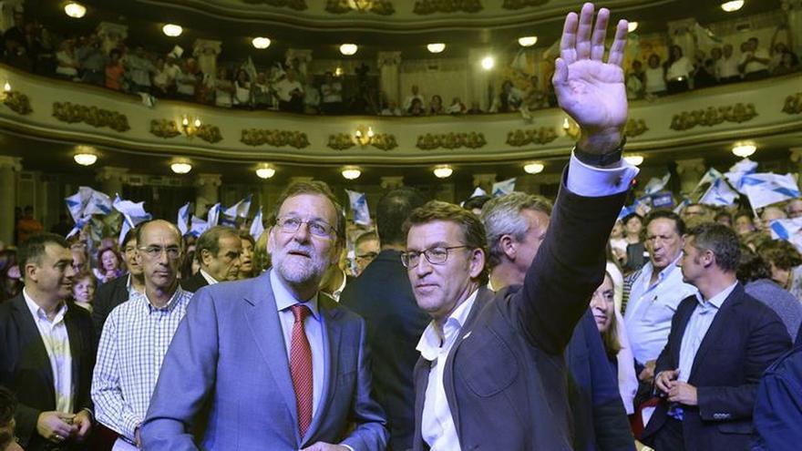 Rajoy asiste mañana a toma de posesión de Feijóo como presidente de la Xunta