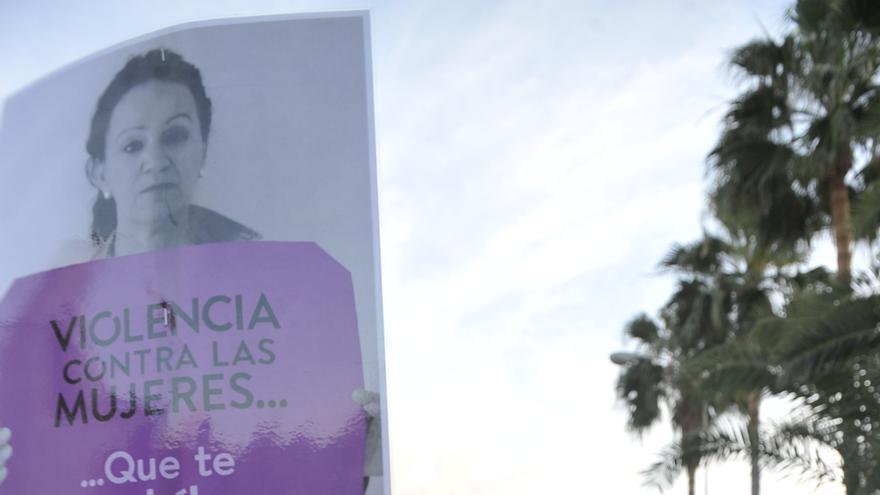 Marcha del 7N en Gran Canaria.