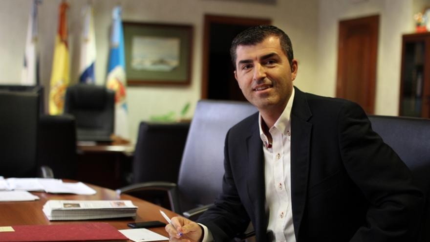 Manuel Domínguez, en un retrato reciente