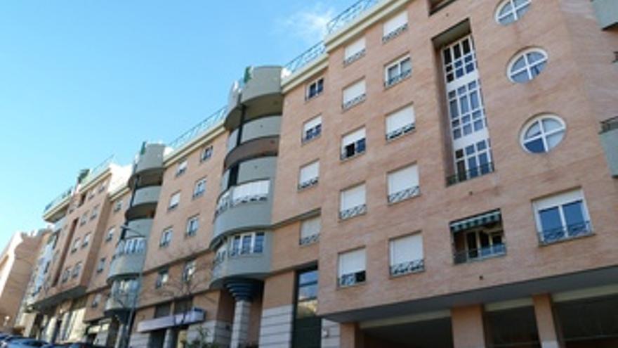 Edificio de viviendas.