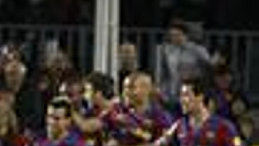 El Barcelona se desquita ante el Mallorca