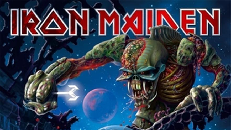 'The Final Frontier' de Iron Maiden