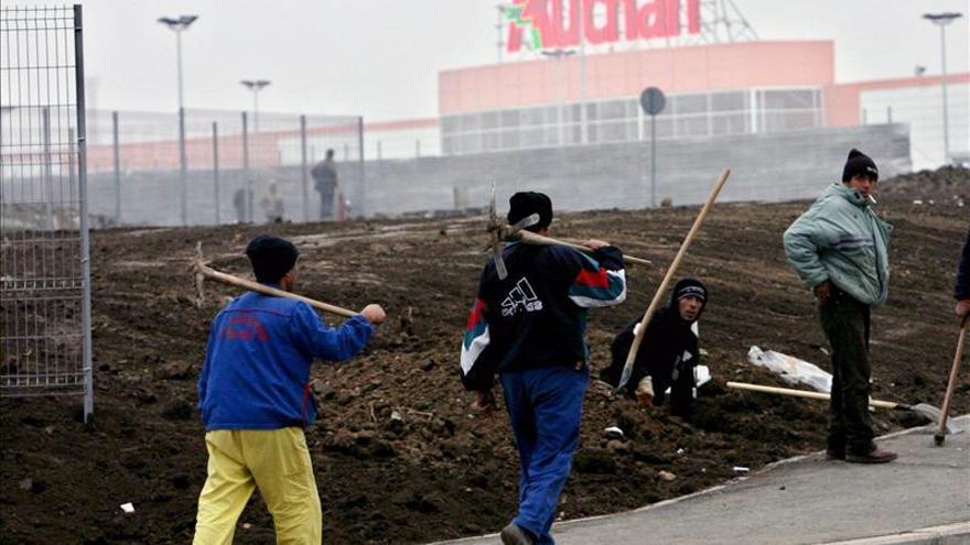 Terminan las restricciones a los trabajadores de Bulgaria y Rumanía en la UE