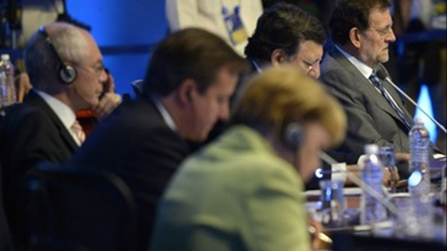 Mariano Rajoy, En La Cumbre Del G-20