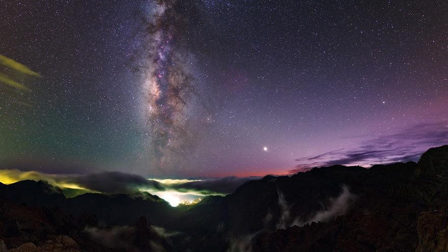 Imagen realizada por Babak Tafreshi en otra edición de 'Astromaster'.
