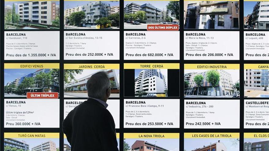El precio de la vivienda libre cae un 7,8 por ciento en el segundo trimestre del año