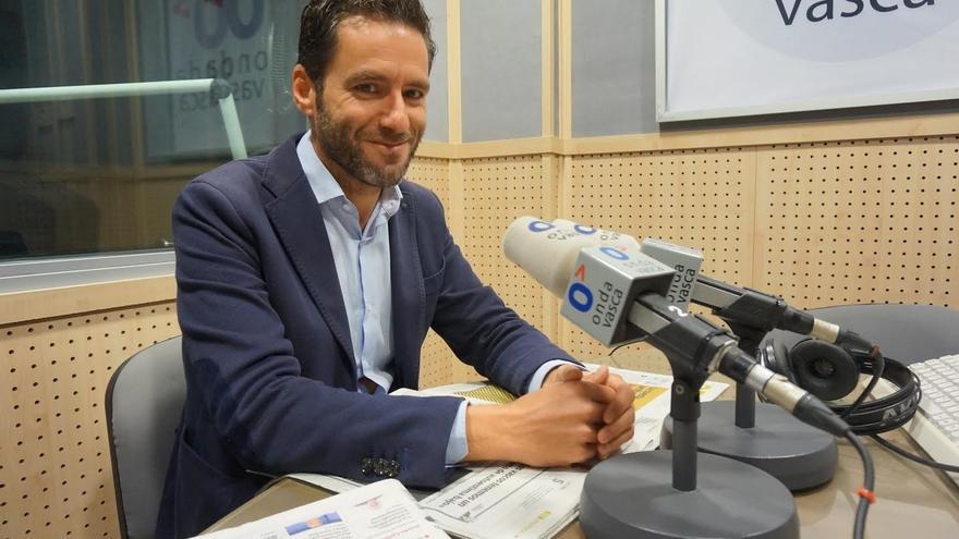 """PP vasco considera un """"despropósito"""" que Pedro Sánchez abogue por liderar un gobierno alternativo al de Rajoy"""