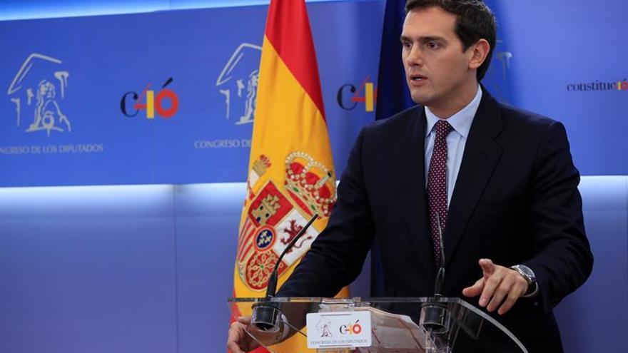 """Rivera aplaude que se haya acabado """"la escapada de Sánchez"""""""