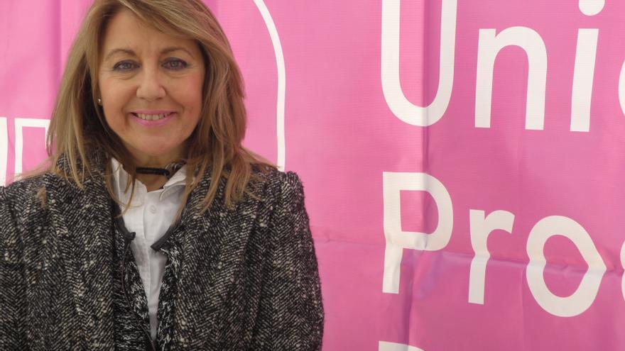 Celia Cámara, coordinadora de UPyD en Castilla-La Mancha