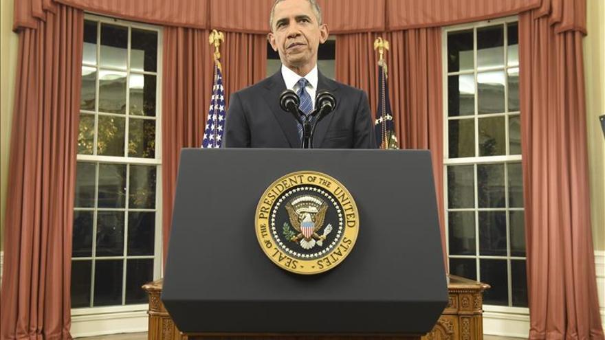 Obama apela a los valores de EE.UU. contra el terrorismo para derrotar al EI