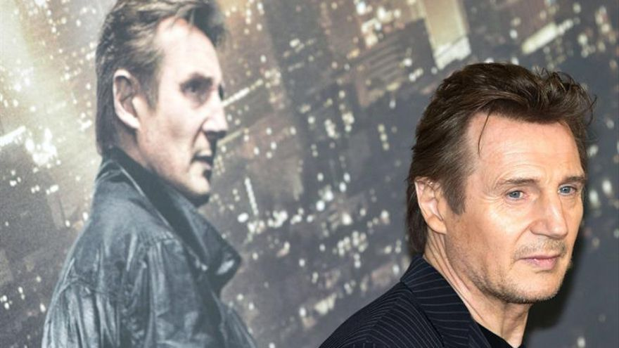 """Liam Neeson ve una """"caza de brujas"""" en las denuncias de abusos sexuales"""