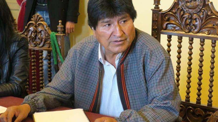 Bolivia polarizada a dos años del referéndum que negó la reelección a Morales
