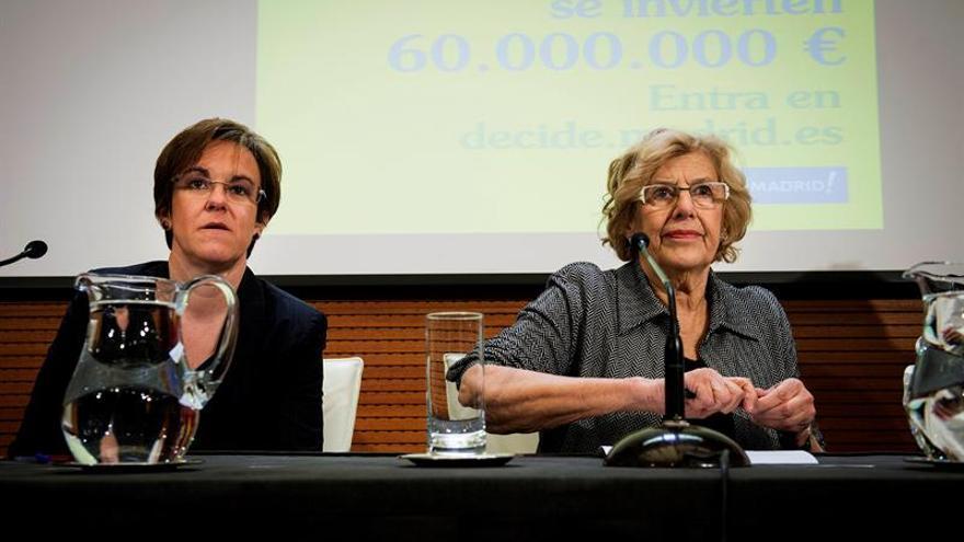 El PSOE de Madrid recuerda a Podemos su apoyo a la investidura de Carmena