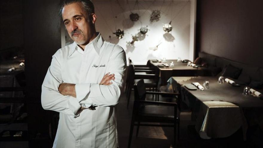 """Sergi Arola dice que """"el bache del restaurante de Madrid ya es historia"""""""