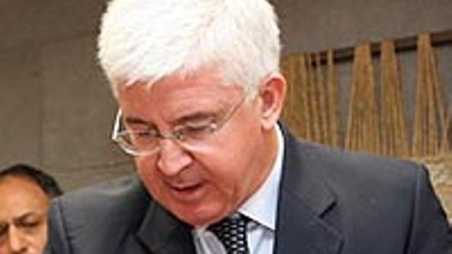 Pedro Pacheco, uno de los 'damnificados'.