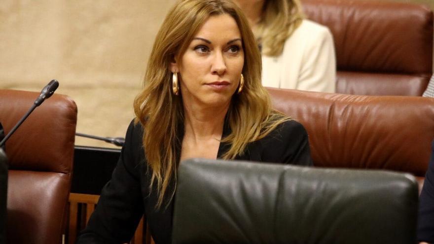 """Mercedes López (Ciudadanos): """"Ya era hora de que una mujer con discapacidad no sirviera de rell ..."""