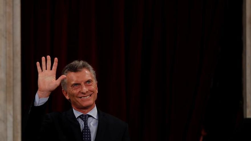 Macri viaja a Estados Unidos para reunirse por primera vez con Trump