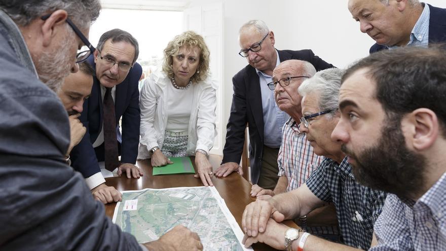 El Gobierno cántabro iniciará a finales de mes la II fase del saneamiento de Barreda