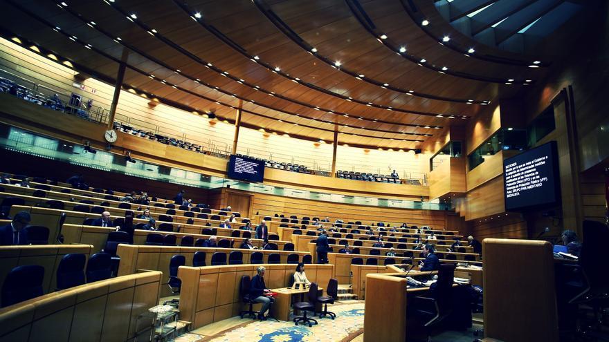 Hemiciclo del Senado / EFE