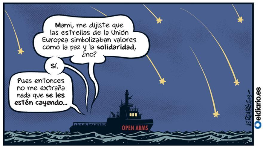 Vergara, en eldiario.es, 12/08/2019
