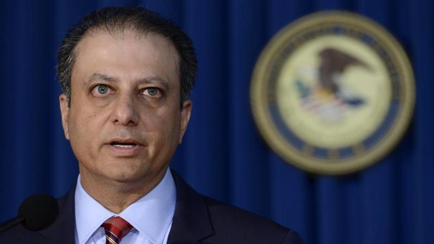 El fiscal federal de Nueva York acepta la propuesta de Trump de seguir en el cargo