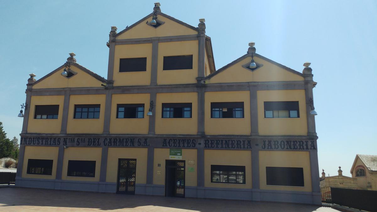 Colonia Industrial Nuestra Señora del Carmen de Puente Genil