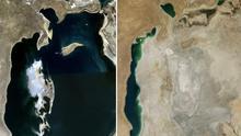 La tímida resurrección del Mar de Aral