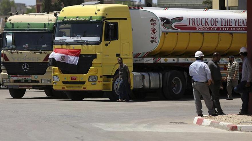 La central eléctrica de Gaza deja de funcionar por falta de combustible