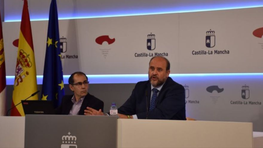 El vicepresidente de Castilla-La Mancha, José Luis Martínez Guijarrro / JCCM