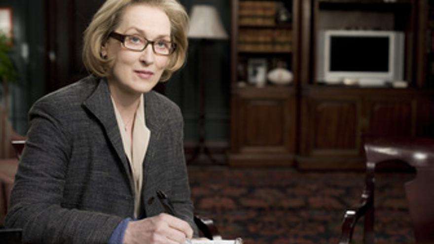 Meryl Streep en Leones por Corderos