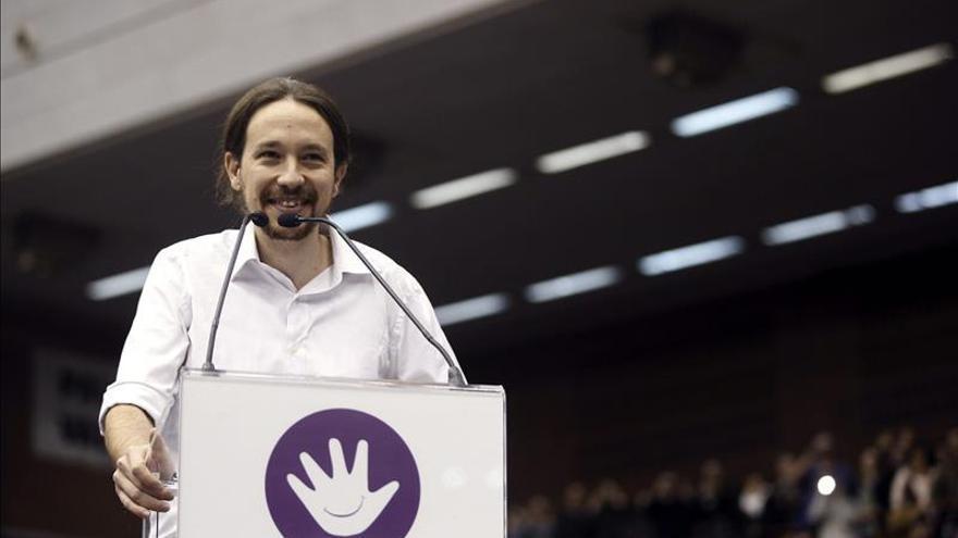 Pablo Iglesias llamará a Andalucía a sumarse al cambio en el mitin de Sevilla