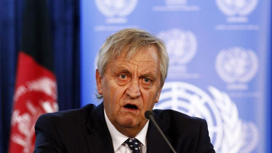 El sudafricano Nicholas Haysom, nuevo representante de la ONU en Somalia