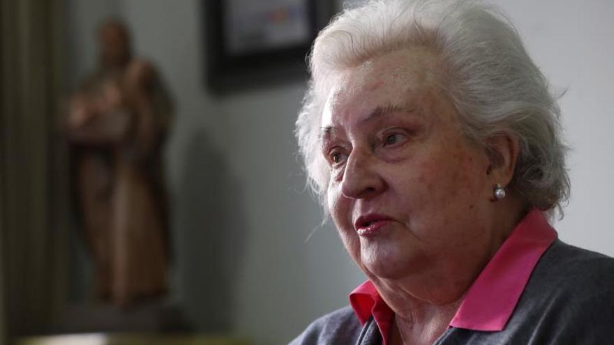 """La ONG de Pilar de Borbón cumple 50 años: """"Nuestro modelo es un éxito"""""""
