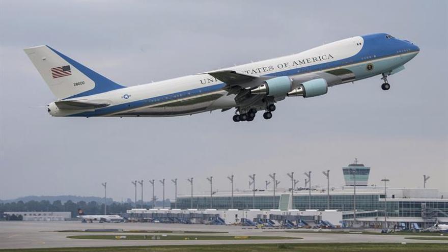 Trump desata una nueva polémica por el alto costo del nuevo avión presidencial