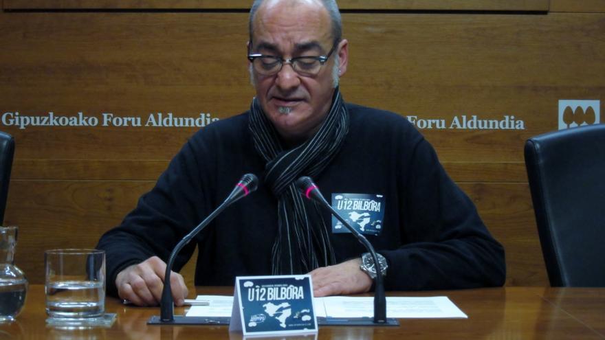 """Garitano dice que las recomendaciones del Foro Social son """"una gran aportación"""" para superar el """"bloqueo"""" del proceso"""