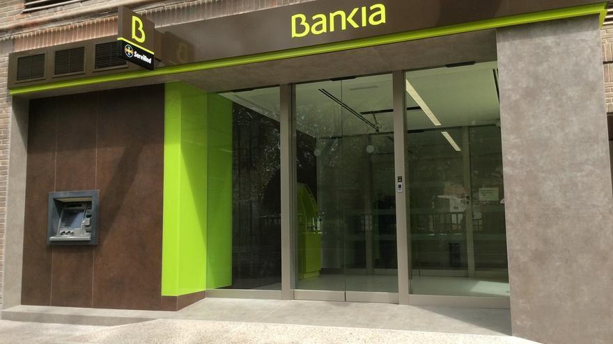 Bankia vende una cartera de créditos de 772 millones y reduce el saldo de créditos dudosos en 766 millones