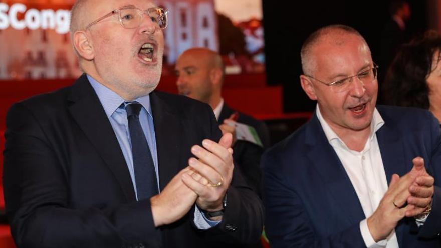 """El candidato socialialdemócrata europeo defiende que la """"única raza es la raza humana"""""""