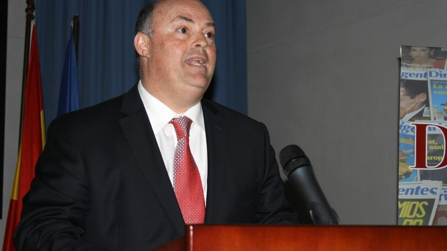 Alberto de Rosa, director general de Ribera Salud.