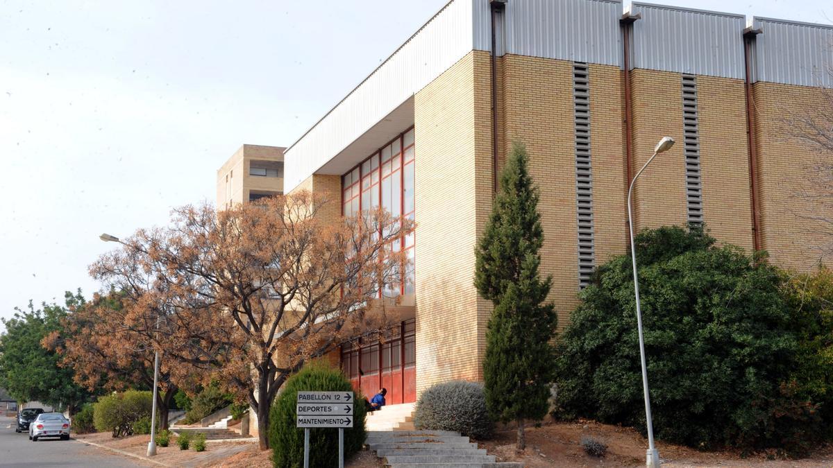 Hospital Psiquiátrico de Bétera, gestionado por la Diputación de Valencia